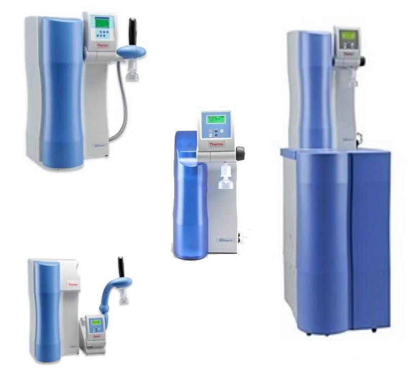 Laboratory Water Systems For Ultrapure Applications - UV / UF  Water Polisher Systems